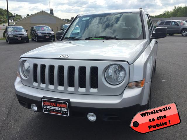 Pre Owned 2012 Jeep Patriot 4WD 4dr Sport