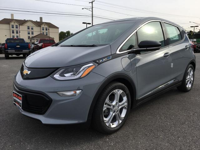 New 2019 Chevrolet Bolt Ev 5dr Wgn Lt Station Wagon In Waterville