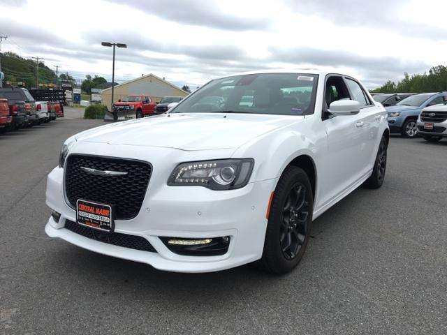 Chrysler 300 S >> New 2019 Chrysler 300 300s Awd With Navigation Awd