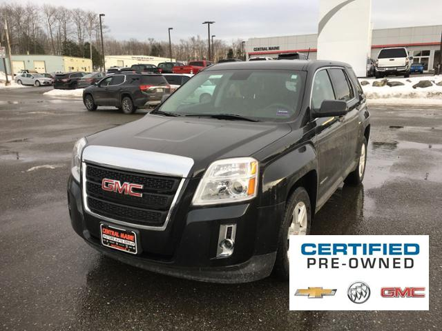 Certified Pre-Owned 2015 GMC Terrain AWD 4dr SLE w/SLE-1