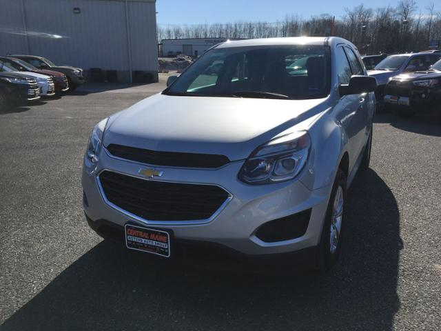 Pre-Owned 2016 Chevrolet Equinox AWD 4dr LS