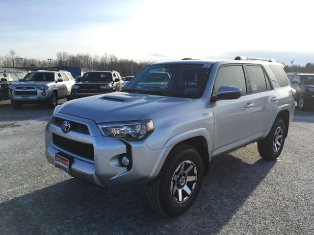 Goede New 2019 Toyota 4Runner TRD Off Road 4WD Sport Utility in RI-42