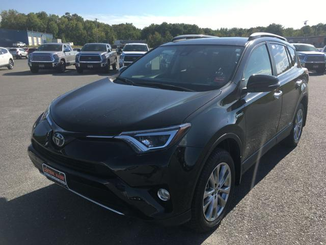 Good New 2018 Toyota RAV4 Hybrid Limited AWD