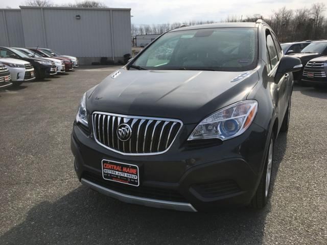 Pre Owned 2016 Buick Encore Awd 4dr