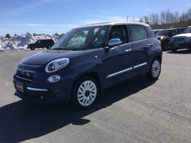 New 2018 FIAT 500L Lounge Hatch 4dr Car in Waterville #JC0174 ...