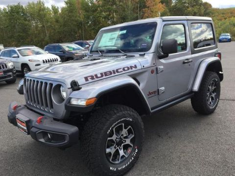 New 2020 Jeep Wrangler Rubicon 4x4 4WD