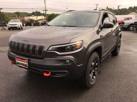 New 2019 Jeep Cherokee Trailhawk Elite 4x4 4WD