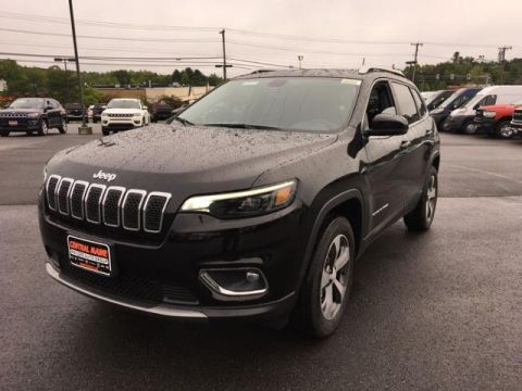 2020 Jeep Cherokee Limited 4x4
