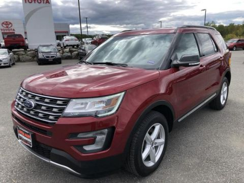Pre-Owned 2016 Ford Explorer 4WD 4dr XLT 4WD