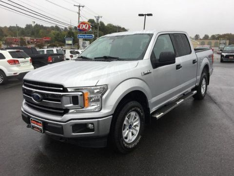 Pre-Owned 2019 Ford F-150 XLT 4WD SuperCrew 5.5' Box 4WD