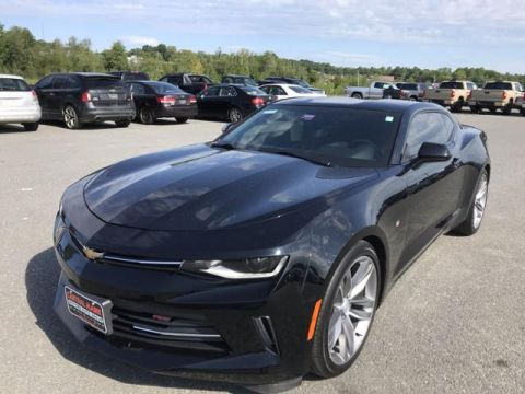 Pre-Owned 2017 Chevrolet Camaro 2dr Cpe 1LT RWD 2dr Car