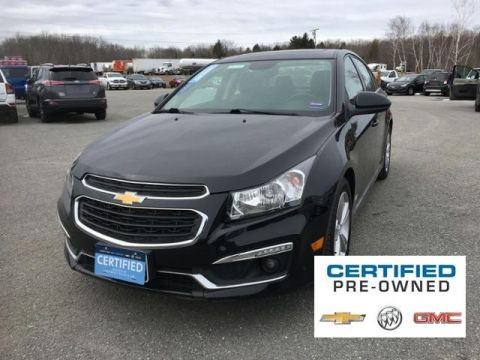Certified Pre-Owned 2016 Chevrolet Cruze 4dr Sdn Auto LT w/2LT