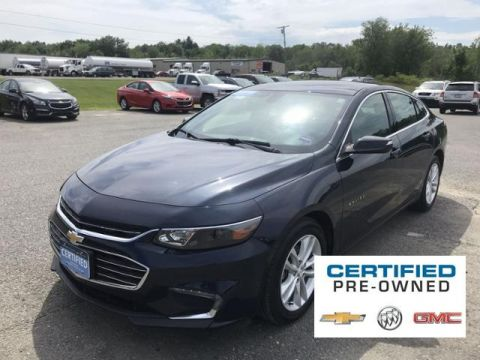 Certified Pre-Owned 2016 Chevrolet Malibu 4dr Sdn LT w/1LT FWD 4dr Car