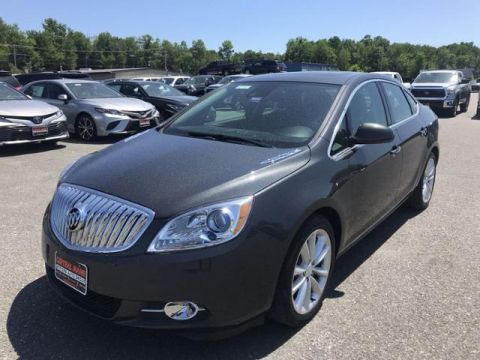 2016 Buick Verano 4dr Sdn Leather Group