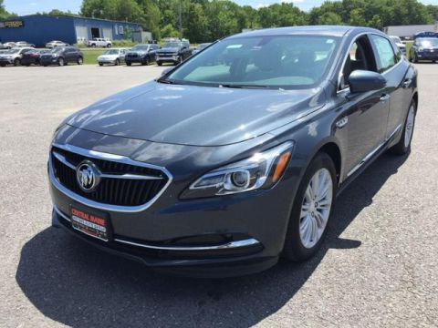 New 2019 Buick LaCrosse 4dr Sdn Essence FWD FWD 4dr Car