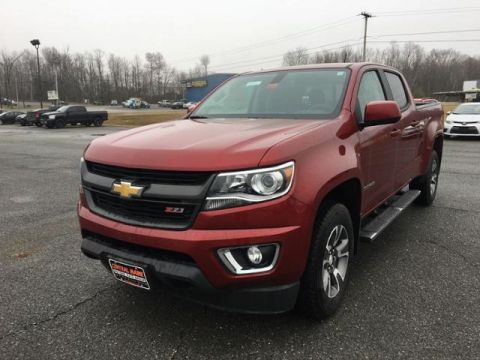 New 2019 Chevrolet Colorado 4WD Crew Cab 140.5 Z71