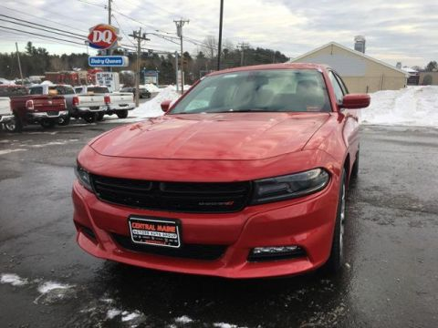 Pre-Owned 2015 Dodge Charger 4dr Sdn SXT AWD