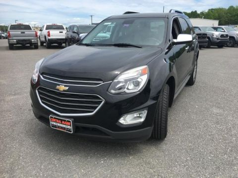 Pre-Owned 2016 Chevrolet Equinox AWD 4dr LTZ