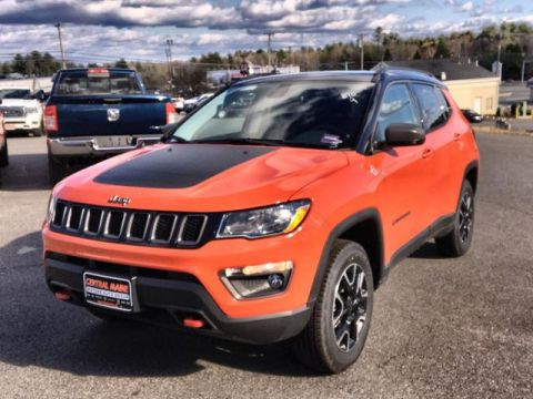 New 2020 Jeep Compass Trailhawk 4x4 4WD