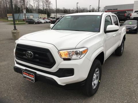 New 2020 Toyota Tacoma 4WD SR Double Cab 5' Bed V6 AT 4WD