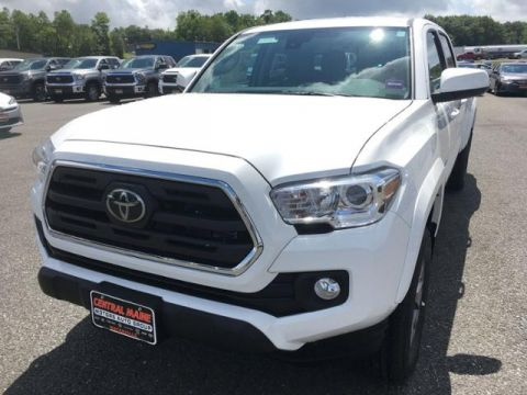 2019 Toyota Tacoma 4WD SR5 Double Cab 6' Bed V6 AT