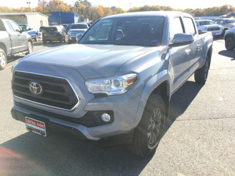 2020 Toyota Tacoma 4WD TRD Sport Double Cab 6' Bed V6 AT