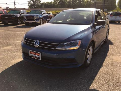 Pre-Owned 2016 Volkswagen Jetta 4dr Auto 1.4T S FWD 4dr Car