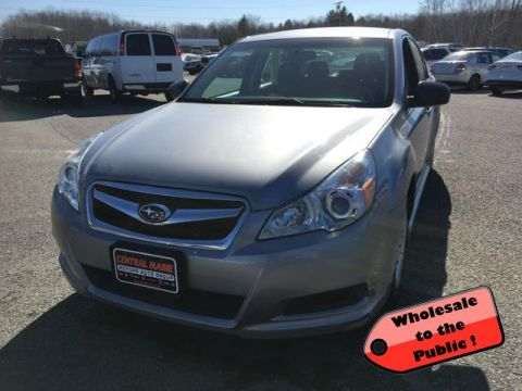 Pre-Owned 2011 Subaru Legacy 4dr Sdn H4 Auto 2.5i