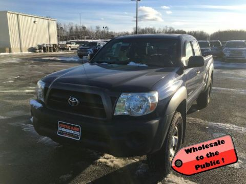Pre-Owned 2008 Toyota Tacoma 4WD Access V6 AT