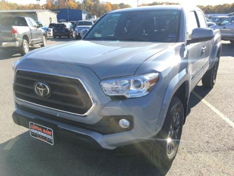 2020 Toyota Tacoma 4WD SR5 Access Cab 6' Bed I4 AT