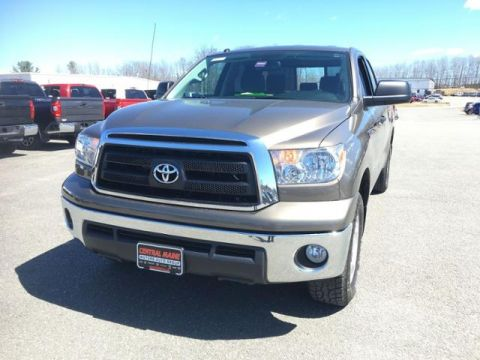 Pre-Owned 2013 Toyota Tundra 4WD Double Cab 5.7L V8 6-Spd AT