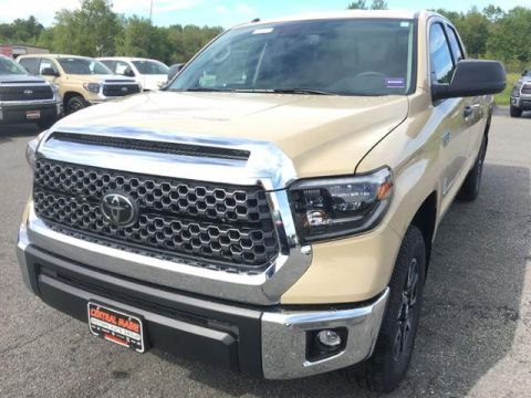 2019 Toyota Tundra 4WD SR5 Double Cab 6.5' Bed 5.7L