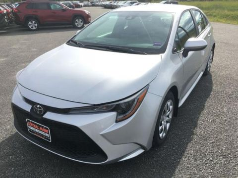 New 2020 Toyota Corolla LE CVT FWD 4dr Car
