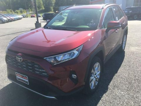 New 2019 Toyota RAV4 Limited AWD With Navigation & AWD