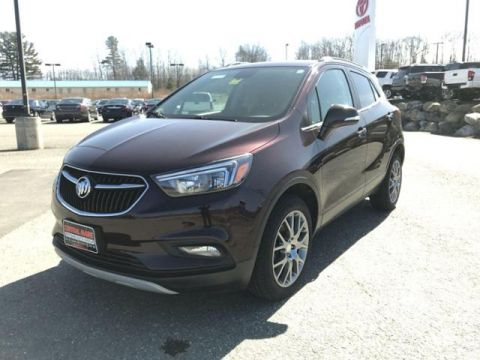 2018 Buick Encore AWD 4dr Sport Touring