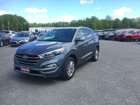Pre-Owned 2016 Hyundai Tucson AWD 4dr Eco w/Beige Int AWD