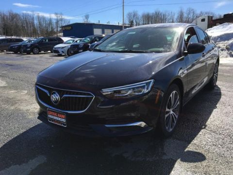 New 2019 Buick Regal Sportback 4dr Sdn Preferred FWD