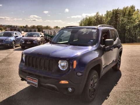 2019 Jeep Renegade Upland 4x4